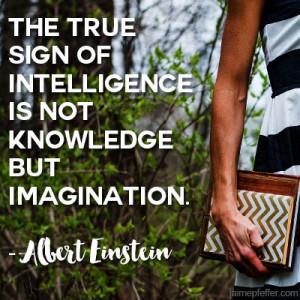 knowledge einstein