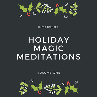 Holiday-Magic-Meditations-Vol-One